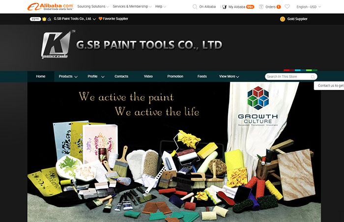 How to Find Painting Tools Manufacturers in China?cid=96