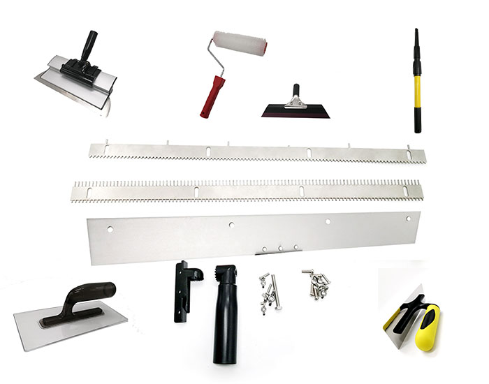 Epoxy floor paint tools   General purpose   Common misconceptions