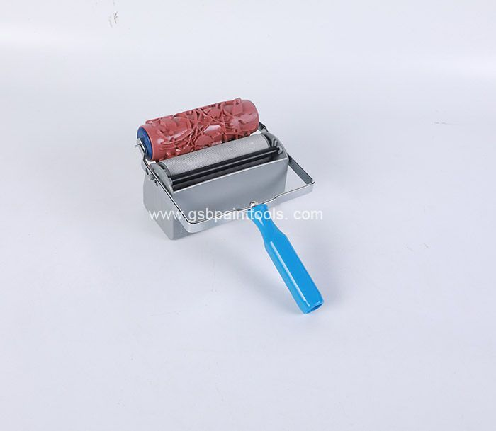 "Soft Pattern Roller 6"" Applicator"
