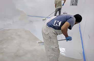 Epoxy floor paint tools | General purpose | Common misconceptions