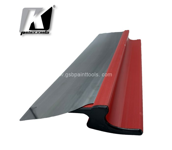K Brand rounded corner big red spatula