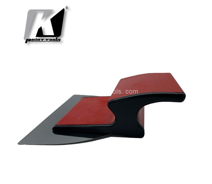 K Brand rounded corner Small red spatula
