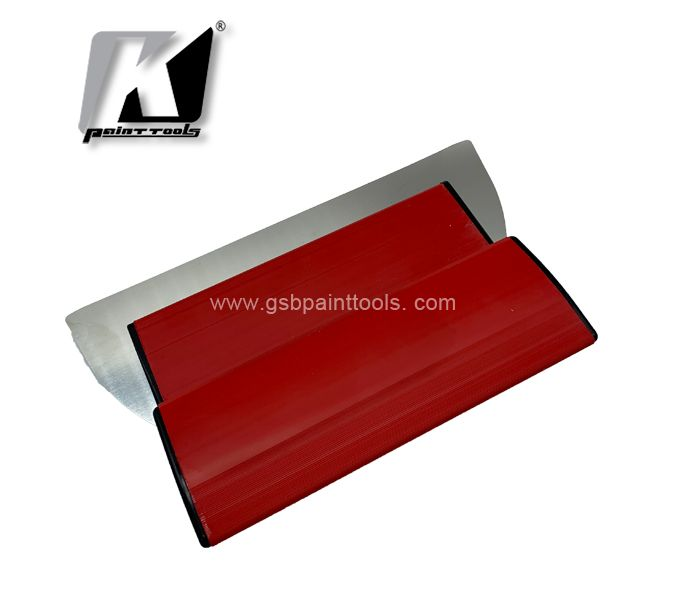 K Brand rounded corner red spatula