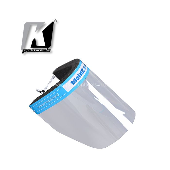 K Brand Durable hard multifunctional face shield Special multi-functional mask